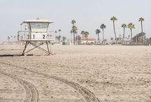 california / by Laurel Hamilton
