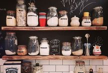 Kitchen / by Jaime Hughes
