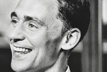 Hiddles <3 / Tom Hiddleston, the other Tom H in my life... / by Katie
