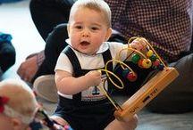 Prince George's 1st Birthday