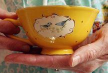 The love of tea / by Jaime Hughes