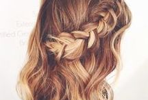 """[ BEAUTY ] Hair / """"Gorgeous hair is the best revenge."""" ~Ivana Trump   Visit sandsunandmessybuns.com for hairstyles, braid tutorials, hair tips & hacks -- and of course tons of messy buns inspiration in one place!"""
