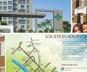 Riya Manbhari Greens / Riya Manbhari Greens is locationally perfect for those who want to live in harmony with nature without compromising access to schools, hospitals and other lifestyle necessities.