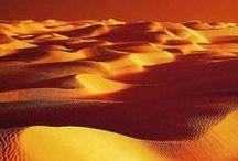 Sahara    Pustynie