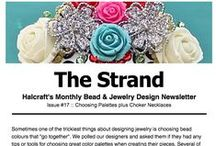 The Strand #17 - Choosing Palettes plus Choker Necklaces
