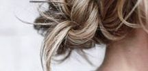 """[ BEAUTY ] Messy Buns / """"Messy buns are supposed to be effortless...so why does it take me 15 attempts to get it right?"""" 