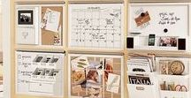 Organization / Storage and organization ideas to get inspired