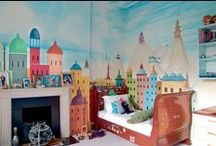 children's places and spaces / by Chiara Milott