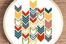 Cross stitch and needlework / by Heather @ Queen of Everything