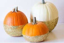 FALL / Decor, traditions, foods and all that jazz for Halloween and Thanksgiving too