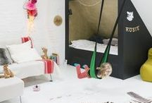 KIDS ROOMS & NURSERIES / rooms, games, special things to do with them, you name it