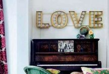 Home Sweet Home / by Heather Krohn