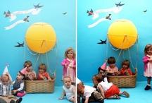 hot air balloon party / by Chiara Milott
