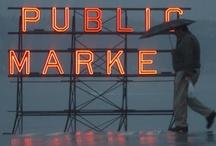 Seattle... my favorite place on earth / by Rachel Carlisle