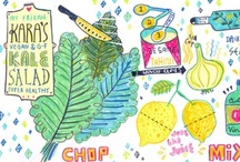 Info Graphics & Inspiration / Inspiring quotes and smart info graphics on food, gardening and related coolness