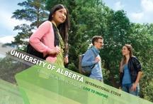 About UAlberta / The University of Alberta is located in Edmonton, Alberta, Canada.