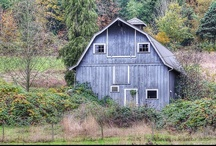 Barns Intrigue Me! / by Barb Wallace