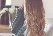 HAIR LONG / by Heather Krohn
