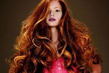 HAIR REDHEADS / by Heather Krohn