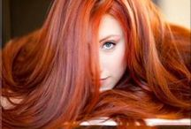GS HAIR Redheads / Nobody loves redheads like we do.  #sacramentosalon #sacramentosbestsalon #gshair / by GS HAIR