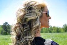 GS HAIR Blondes / Honey sweet or suicidal.  Always flaxen haired. GS HAIR - Sacramento's Best Salon 2381 Fair Oaks Blvd., Sacramento, CA 95825. Book direct (916) 838-4642 we Text! #gshair #vidalsassoon #blonde #highlights #haircolor #balayage / by GS HAIR