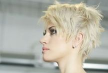 GS HAIR Short Hairstyles / Pixies, fringes, sexy brave & short.  / by GS HAIR