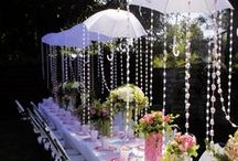 Party idea decor / by Julia Reese