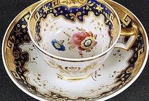 Porcelanas / Tea cups