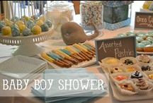Baby shower / by Heather @ Queen of Everything