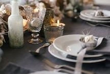 {Table settings} / by Cre8tive Studio - Christian Packbier