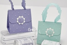 Crafts - gift boxes n bags / by Linda Dompierre