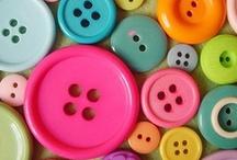 Button, Scissors