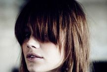 HAIR FRINGE / by Heather Krohn