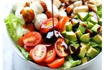 HEALTHY FOODS / better for you dishes