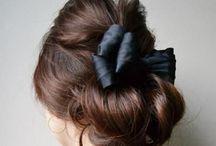 HAIR UP / by Heather Krohn