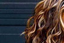 """GS HAIR Balayage / Balayage """"hand-painted"""" random, hi-lights. From Sacramento's Best Salon. GS HAIR 2381 Fair Oaks Blvd. , Sacramento, CA 95825. Call today (916)838-4642. #gshair #sacramentosbestsalon #vidalsassoon #sacramento #haircut #haircolor #menshaircuts #balayage / by GS HAIR"""