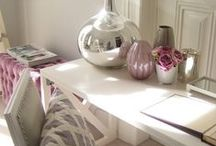 ELEMENTS in personal spaces / walk-in closets & dressing rooms, home offices etc..