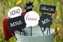 Wedding accessories / Accessorize your event with these fun, affordable accents. Available at www.paperstudio.ca