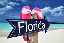 Florida to visit (and more about US) / Where I would like to go