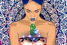 Maori Pacifica Art