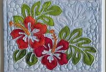 Applique, Quilting / All kinds of quilting from mainly the Pacific islands