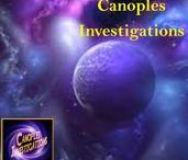 1. Canoples Investigations / Find out about the latest Canoples Investigations adventure!