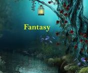 3. Fantasy / Fantasy tales standalone, short, and anthologies