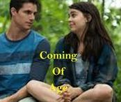 2. Coming of Age / You grow up far too fast and only hope there is a solution for everything you face.