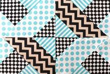 Quilting blocks / A series of quilt block ideas and tutorials? / by Teresa DownUnder