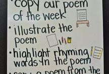 Literacy- Poetry