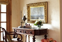 Interiors / by Denise Pickering