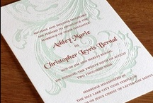 {invitation design} ashley / by Invitations by Ajalon