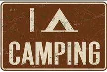 Camping stuff / by Angela Karnowski Vanderpool