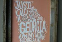 What's So Great About Georgia? / Some of the reasons why I love Georgia so much.